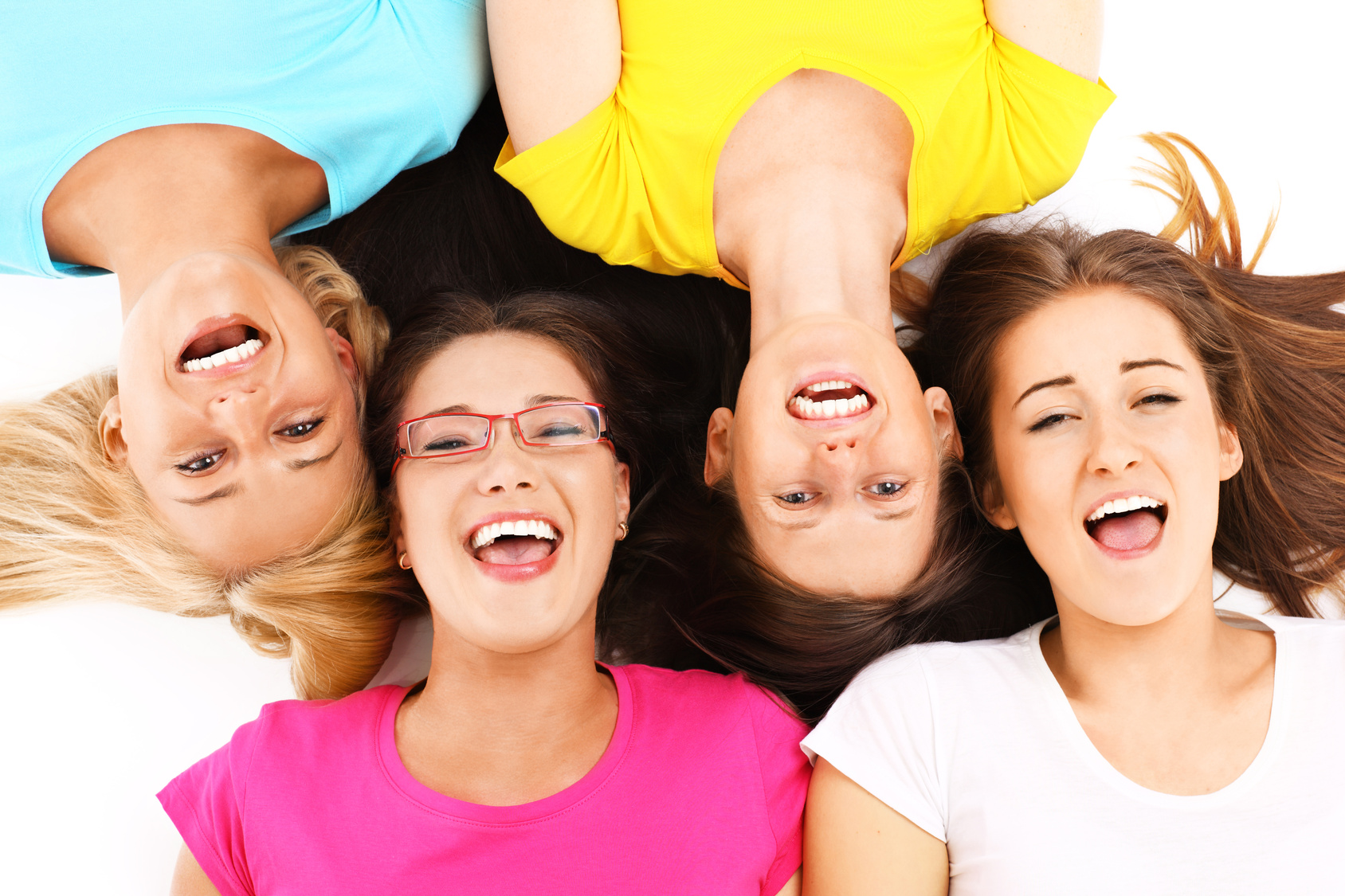 the practice of laughing and smiling Everyday stress can strain our physical and mental well-being we look at how smiling and laughing can help improve your overall health.