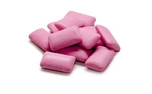 gum peices